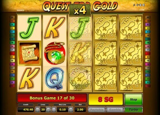 quest-for-gold-spins