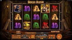 Игровой автомат Gold Rush от Playson