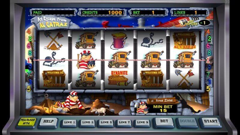 Играть игровой автомат чукча