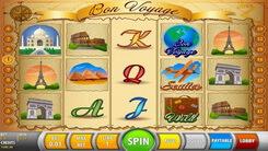 Игровой автомат Вon Voyage