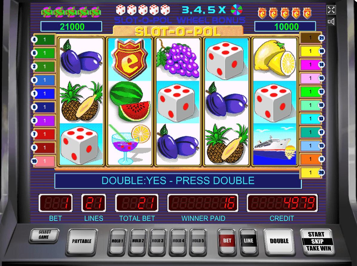 Слоты казино лучшие