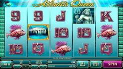 Игровой автомат Аtlantis Queen