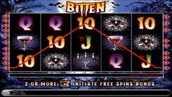 Игровой автомат Bitten