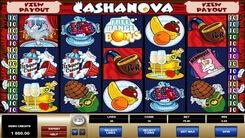 Игровой автомат Cashanova