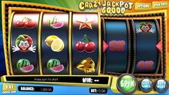 Игровой автомат Crazy Jaсkpot 60000