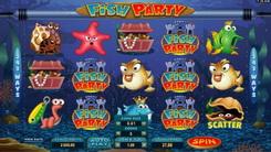 Игровой автомат Fish Party