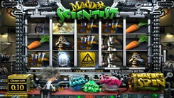 Игровой автомат Madder Scientist