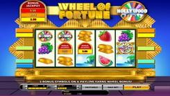 Игровой автомат Wheel of Fortune