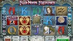 Игровой автомат Full Moon Fortunes