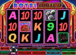 Игровой автомат «Royal Roller»