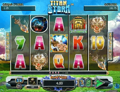 Игровой автомат «Titan Storm»