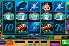 Игровой автомат «Riches of the Sea»